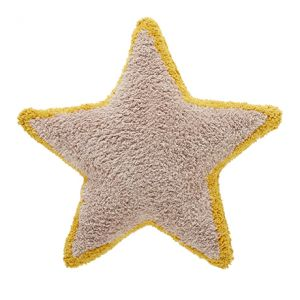 GEVORMD KUSSEN PRINCESS STAR