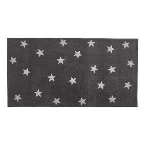 VLOERKLEED GREY & STARS, 3D EFFECT